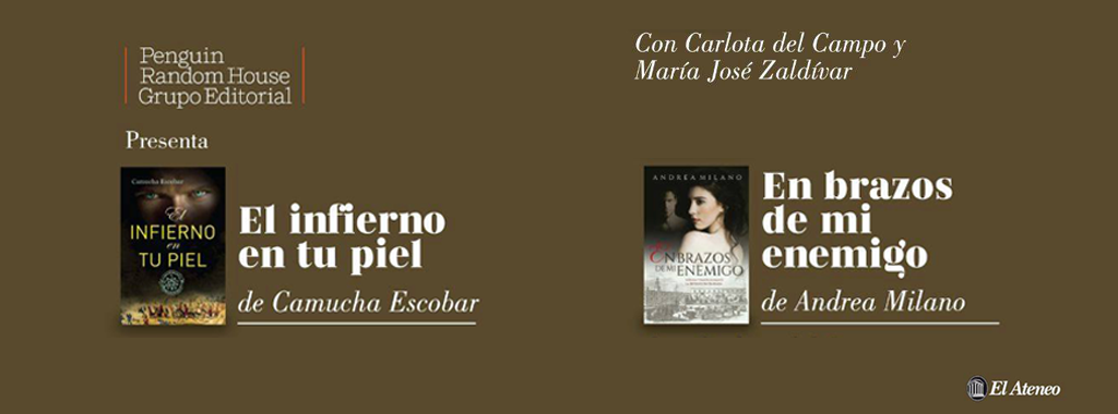 Andrea Milano - Camucha Escobar