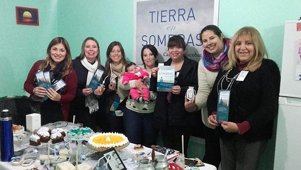 17 Encuentro de Lectoras de Córdoba - Tierra en Sombras 1