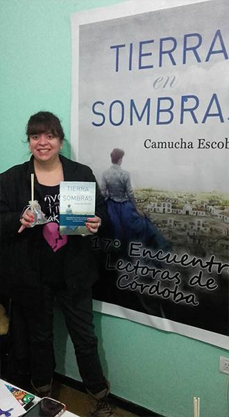 17 Encuentro de Lectoras de Córdoba - Tierra en Sombras 10