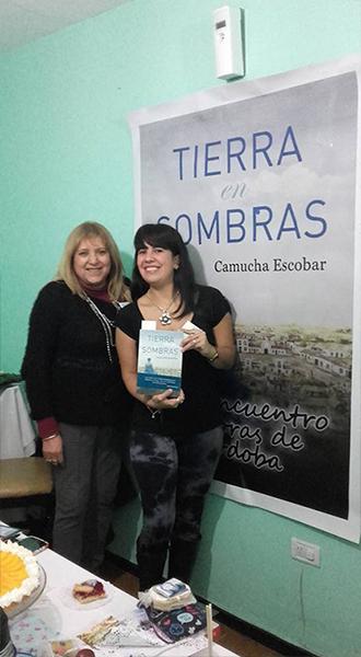 17 Encuentro de Lectoras de Córdoba - Tierra en Sombras 11