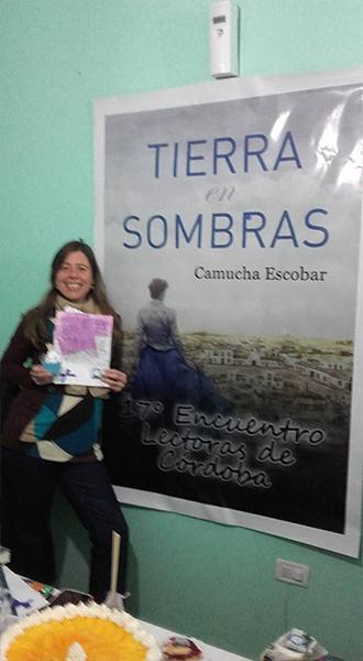 17 Encuentro de Lectoras de Córdoba - Tierra en Sombras 12