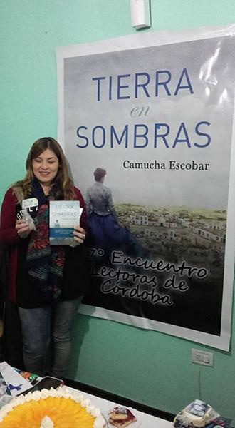 17 Encuentro de Lectoras de Córdoba - Tierra en Sombras 3