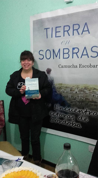 17 Encuentro de Lectoras de Córdoba - Tierra en Sombras 4