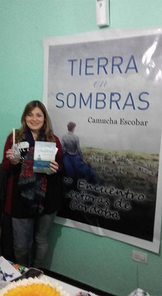17 Encuentro de Lectoras de Córdoba - Tierra en Sombras 5