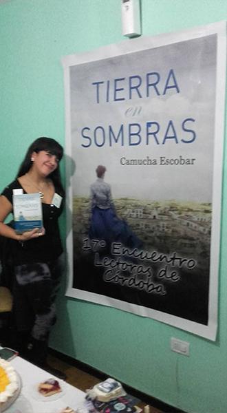 17 Encuentro de Lectoras de Córdoba - Tierra en Sombras 6