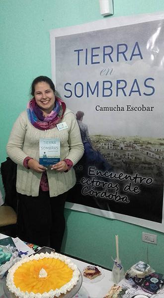 17 Encuentro de Lectoras de Córdoba - Tierra en Sombras 7