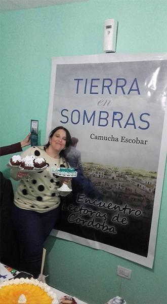 17 Encuentro de Lectoras de Córdoba - Tierra en Sombras 9