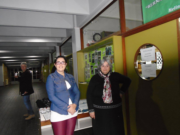 Biblioteca Popular Bernardino Rivadavia presenta Tierra en Sombras 1