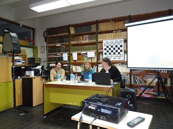 Biblioteca Popular Bernardino Rivadavia presenta Tierra en Sombras 2