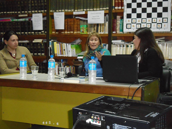 Biblioteca Popular Bernardino Rivadavia presenta Tierra en Sombras 4