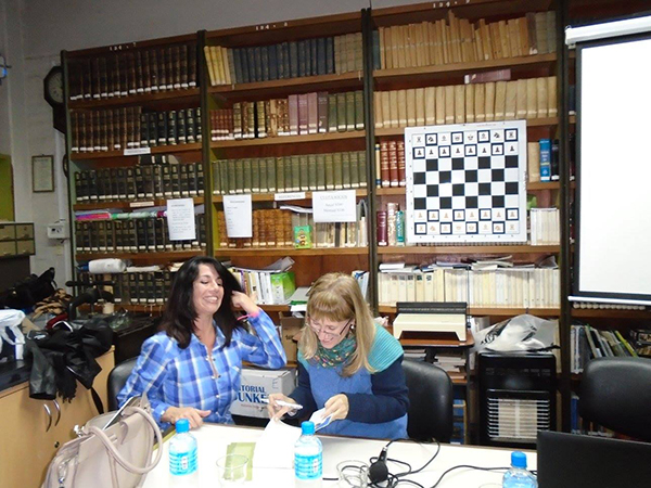 Biblioteca Popular Bernardino Rivadavia presenta Tierra en Sombras 7