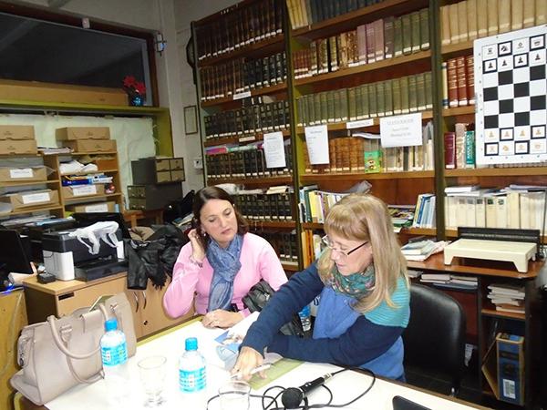 Biblioteca Popular Bernardino Rivadavia presenta Tierra en Sombras 8