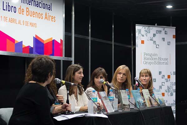 Feria Internacional del Libro de Buenos Aires con Camucha Escobar 18