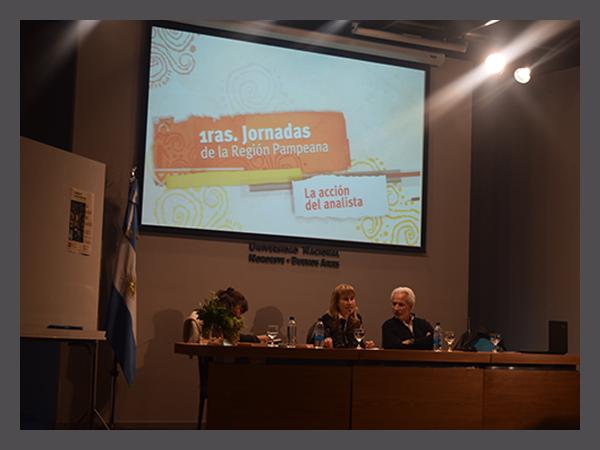 I Jornadas de la Región Pampeana con Camucha Escobar 6